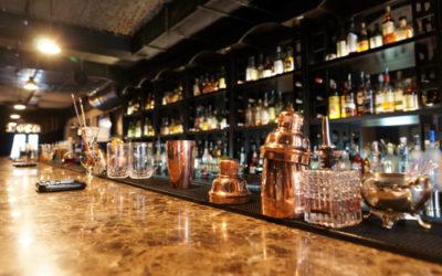 Poem – The Poet as Bartender